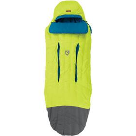 NEMO Disco 30 Sleeping Bag Regular Key Lime/Deep Sea